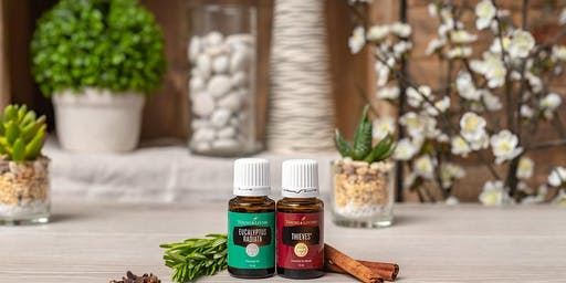 Introduction to Muscle Checking with Essential Oils