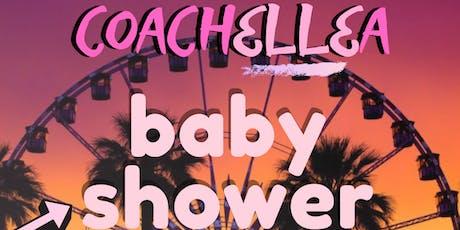 COACH-ELLE-A: BABY SHOWER tickets