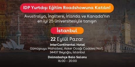 IDP Yurtdışı Eğitim Roadshowu tickets
