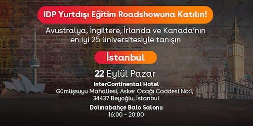 IDP Yurtdışı Eğitim Roadshowu