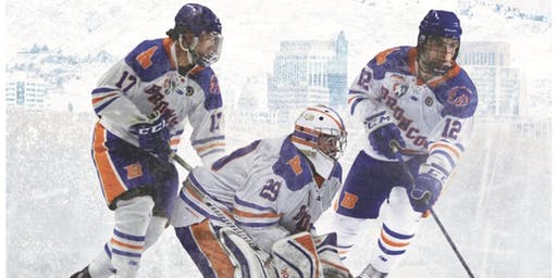 Boise State Men's Hockey vs Washington State