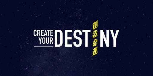 Create Your Destiny LIVE