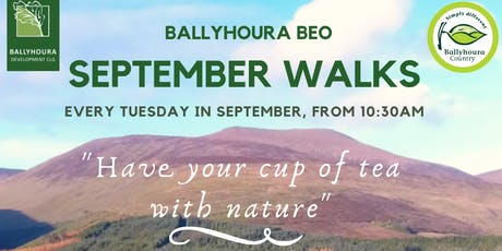September Walks - Blackrock Loop tickets
