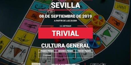 Trivial Cultura General en Pause&Play Metromar entradas