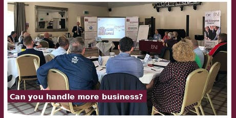 BNI Enterprize - Networking & Referrals in Chesterfield tickets