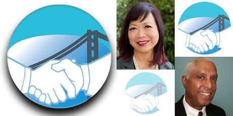September 18 Luncheon main Speaker - Hanh Kent and Dru Burks from Gambit4, LLC tickets