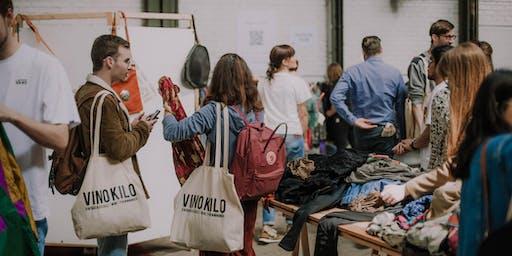 FREE TICKETS: Vintage Kilo Sale • Copenhagen • VinoKilo
