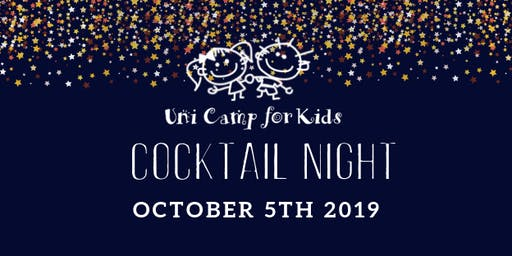 Uni Camp for Kid's Cocktail Night