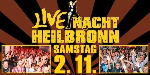 Live Nacht Heilbronn