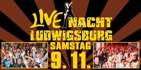 Live Nacht Ludwigsburg Tickets