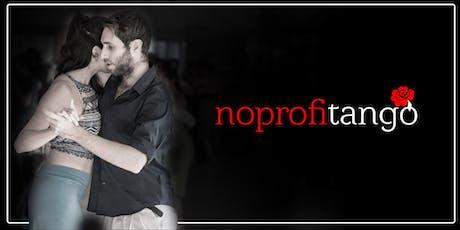 Lezione di Tango Argentino Principianti - Prova Gratuita biglietti