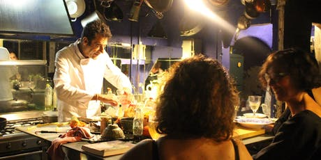 Curso de Cocina by Chef Alfonso De La Mota tickets