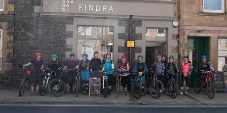 FINDRA Social Ride with Dee tickets