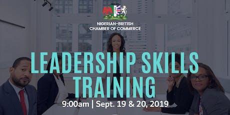 2-Day Leadership Skills Training tickets