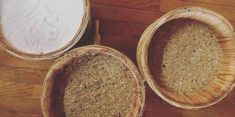 Toronto: Farmer's miso fermentation workshop (& Intro to koji) tickets