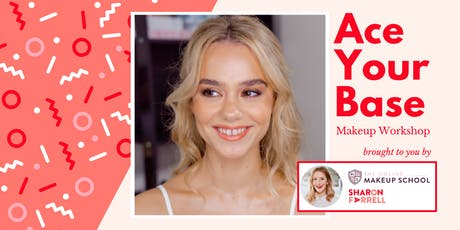 Makeup Masterclass SYDNEY | Ace Your Base Makeup tickets