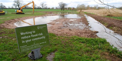 Slowing the flow: Mill Brook Natural Flood Management Scheme