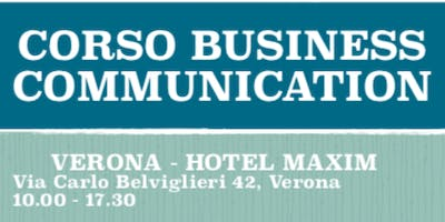 CORSO BUSINESS COMMUNICATION