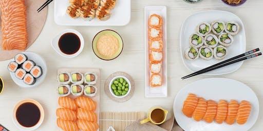 Kochkurs Sushi by Sushi Deli