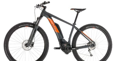 FREE Electric Bike Test Ride (1pm, 3pm, 5pm Sessions)