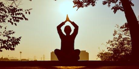 Mental Health Week: Active mindfulness tickets