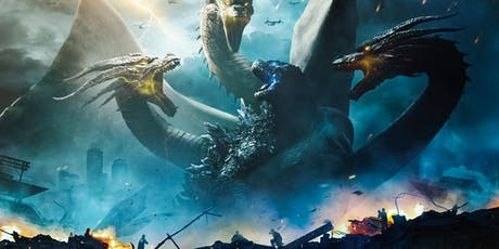 Family Friendly: Godzilla - King of the Monsters (+ Pizza!) tickets