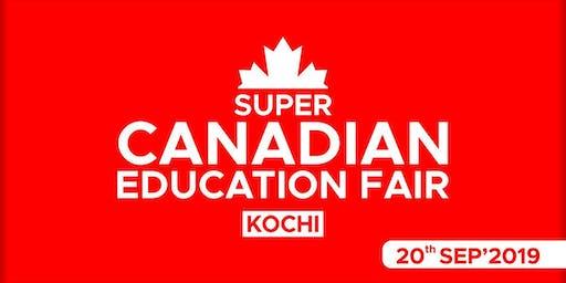 Super Canadian Education Fair 2019 - Kochi