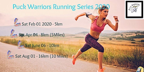 Puck Warriors 8km 2020  tickets