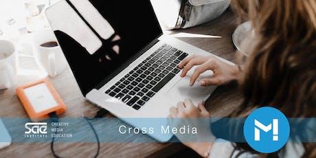Workshop: Cross Media - Das Handwerk des modernen Journalisten Tickets