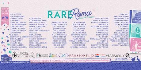 RARE19 Roma biglietti