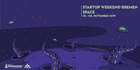 Startup Weekend Bremen SPACE Tickets