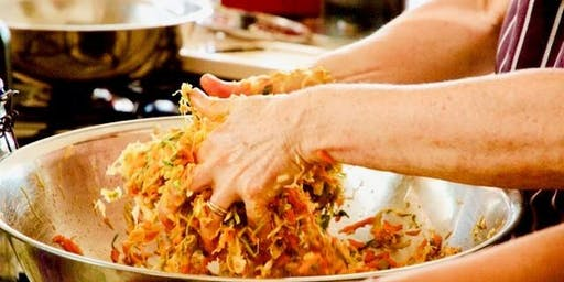 Fermented Foods Hands on Masterclass with Emma Ellice-Flint
