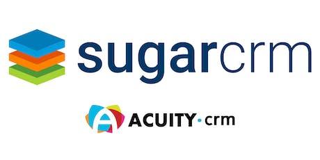 Introductie marketing automation software Sugar Market (Nederland) tickets
