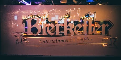 The Bierkeller Christmas Showcase tickets