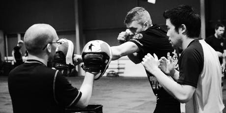Fast Track Beginners Course in Krav Maga tickets