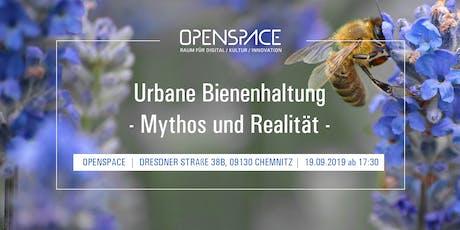 Urbane Bienenhaltung - Mythos und Realität Tickets