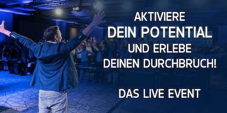 DIE KUNST EIN MAGISCHES LEBEN ZU FÜHREN - 50% Rabatt Aktion Tickets