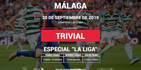 Trivial Especial La Liga en Pause&Play Plaza Mayor entradas