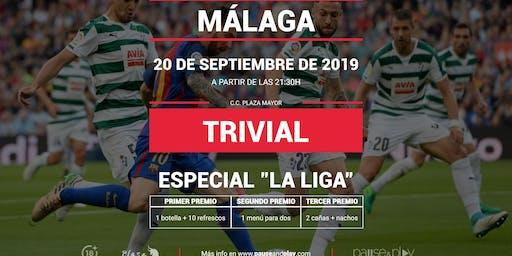 Trivial Especial La Liga en Pause&Play Plaza Mayor