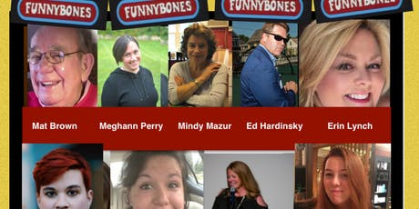 FunnyBones at South Shore Art Center tickets