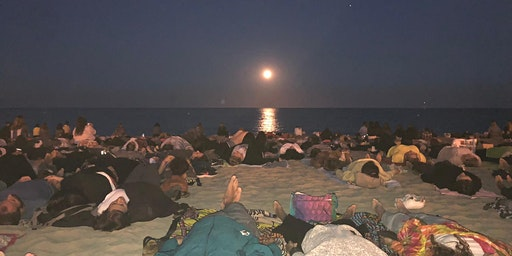 Meditacion de la Luna llena Gratis en Barcelona