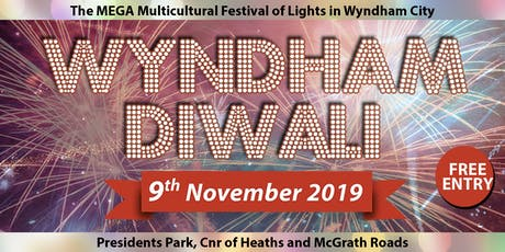 Wyndham Diwali Mela 2019 tickets