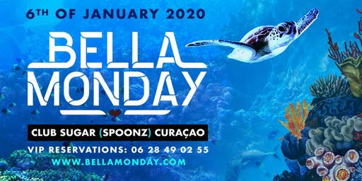 Bella Monday Curaçao - 6 januari 2020