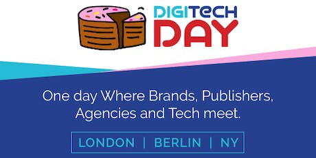 DigiTech Day London edition tickets