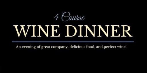Wine Dinner 4 Course
