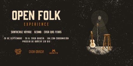 Open Folk Experience entradas