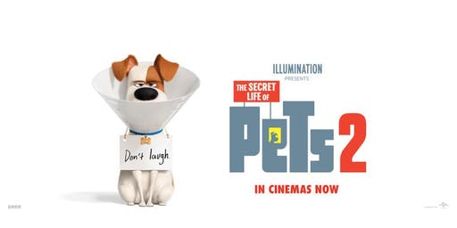 Movie Fundraiser: The Secret Life of Pets 2