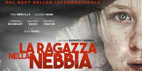"""Film """"La ragazza nella nebbia"""" di Donato Carrisi biglietti"""