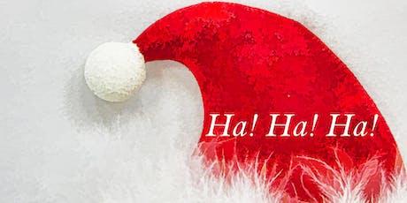 Mehr Humorkratie wagen: Ho! Ho! Ho! Ha! Ha! Ha! Tickets