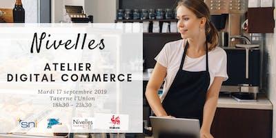 Nivelles | Atelier Digital Commerce